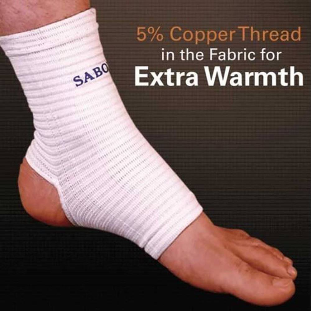 Picture of Sabona Copper Thread Ankle Support