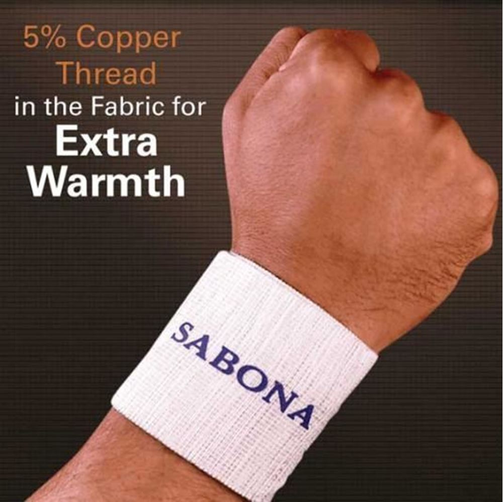 Picture of Sabona Copper Thread Wrist Support