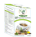 Picture of Metta Organic Green Tea with Herbs